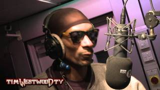 Repeat youtube video Snoop Dogg freestyle - Westwood