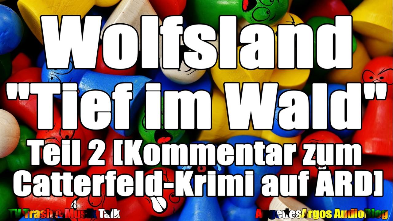 Wolfsland Tief Im Wald