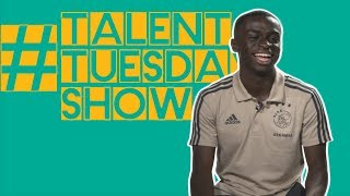 SOLOMON BONNAH OVER BIKKELEN, POLONAISE EN DJ VAN AJAX O17 | TALENT TUESDAY SHOW #4