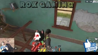 Rox part 56  Rules of survival ( Trolling time with GHOST team   )