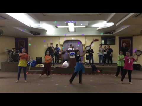 Bersukalah Hatimu + Mari Kita Sambut Sang Raja (SIB JB) - Rehearsal