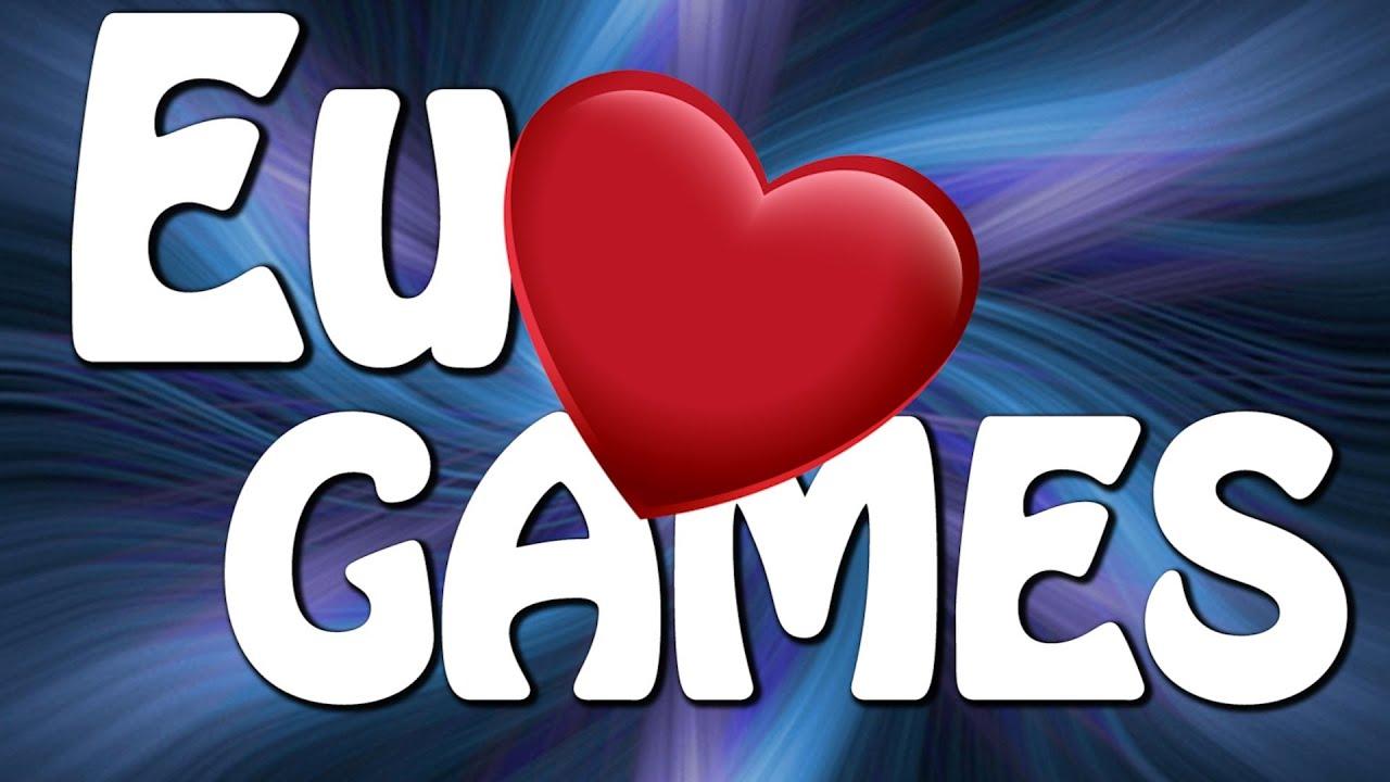 Porque eu AMO games! - Gamelog