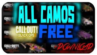 [GRATIS/ALL CAMOS] BLACK OPS 2 PS3 COMO TENER TODOS LOS CAMUFLAJES GRATIS -FREE + DOWNLOAD!