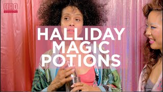 HALLIDAY MAGIC POTIONS W/ LANI HALLIDAY // CIAO DOWNTOWN S2 EP5