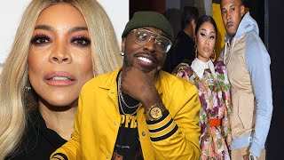WENDY WILLIAMS  is NOT OK.. is THE END NEAR? Kenneth Petty ADMITS he's a S/O