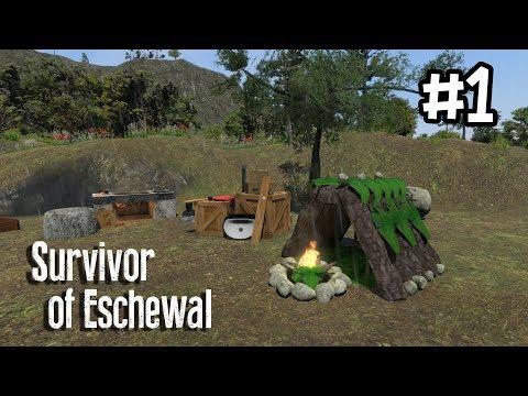 Survivor of Eschewal[Thai] 1 เพราะเรือจมจึงต้องติดเกาะ