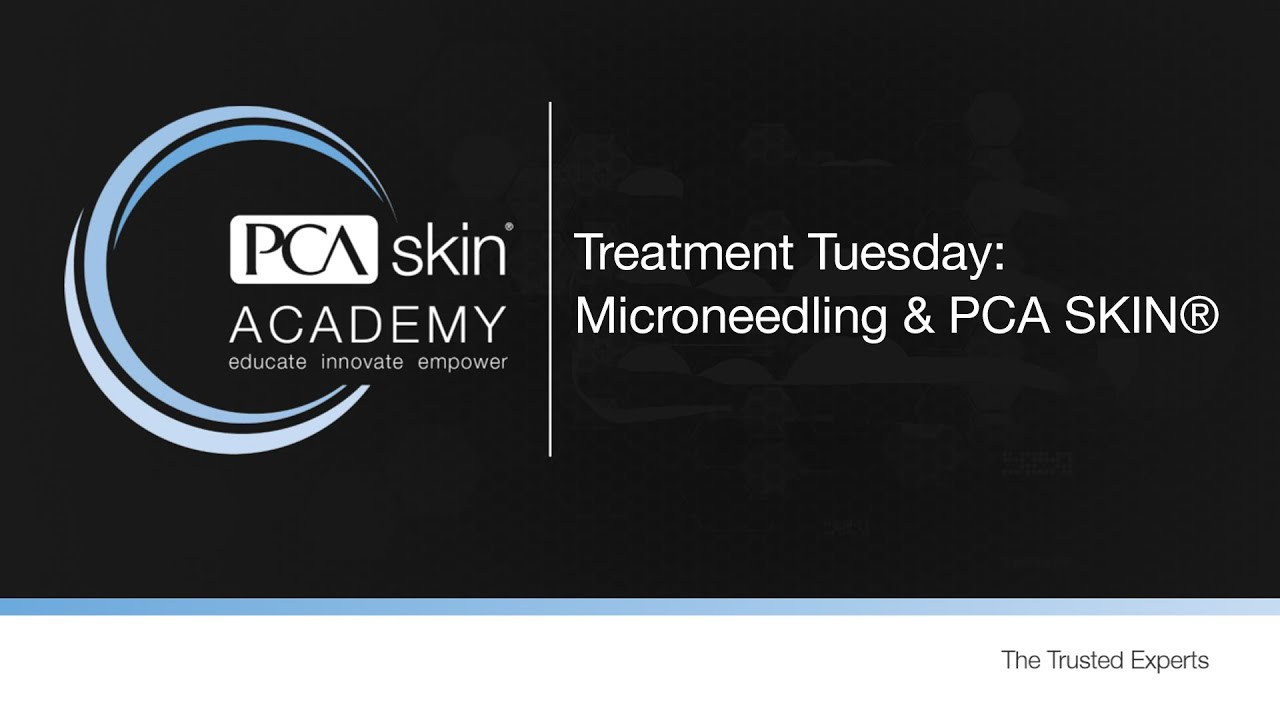 Click to open this video in a pop-up modal: Treatment Tuesday: Microneedling and Sensi Peel<sup>®</sup>