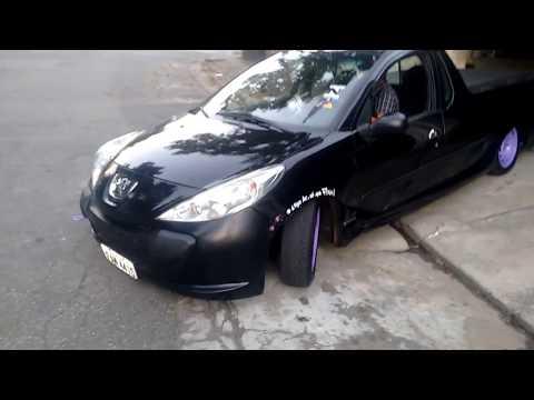 Peugeot Hoggar na fixa