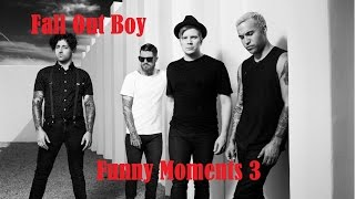 """Fall Out Boy """"VERY BEST"""" Funny Moments. 100% Guarantee Of Laughter 3"""
