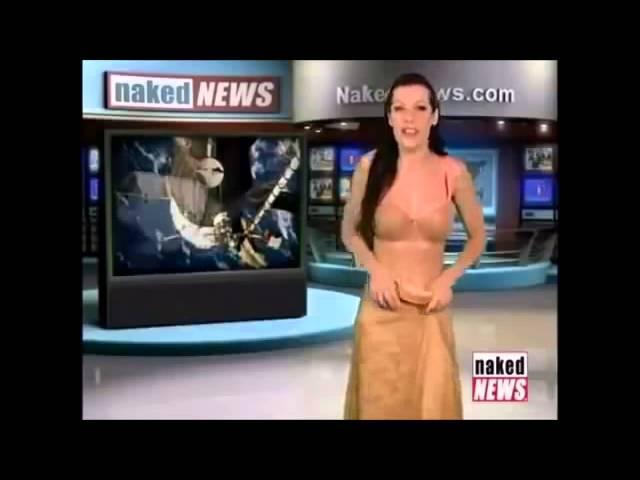 Голая диктор новостей видео — img 10