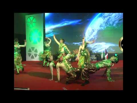 AGILE DANCE GALAXY CONCEPT ON NATURE avi