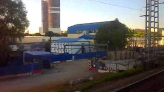 отправление с белорусского вкз  21 поезд Москва     Прага(, 2014-06-02T05:49:24.000Z)