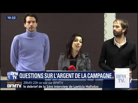 Ces questions autour des comptes de campagne de La France Insoumise