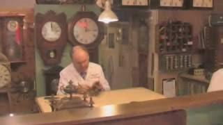 Michael Swift Horologist - Video Tour