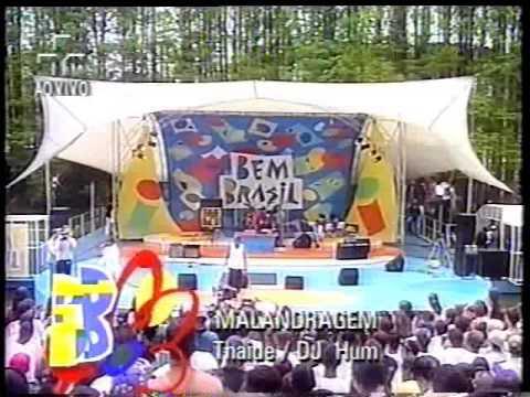Thaide e Dj Hum - Malandragem Da Um Tempo (1998)