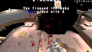 Quake III Arena - Aerial Warfare (lite)