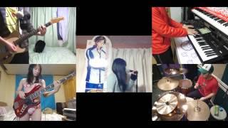 あの夏で待ってる OP sign を演奏してみました。 [Vocal] 文月 - Fumitsuki [Guitar] はーーーー - Ha---- [Keyboard] y@s [Bass] H.J.Freaks [Drums] ぐー - goo.