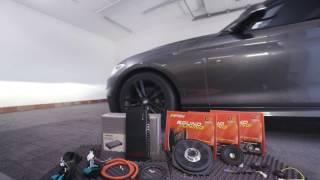 BMW F22 Soundsystem Upgrade ETON STAGE6 ETON B100 B195NEO