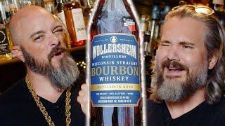 Wollersheim Straight Bourbon Whiskey BIB Review