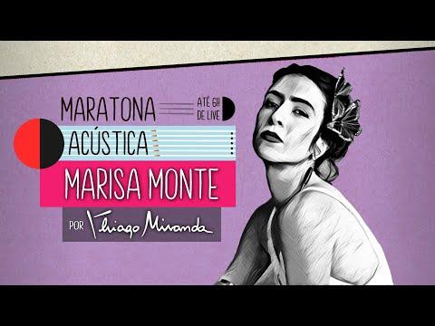 Live Maratona Acústica MARISA MONTE e TRIBALISTAS por Thiago Miranda!