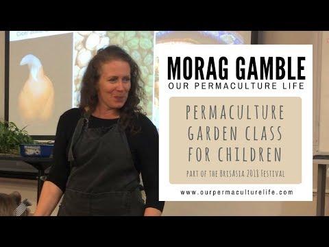 Permaculture Kitchen Garden Workshop for Children with Morag Gamble (part of BrisAsia Festival 2018)