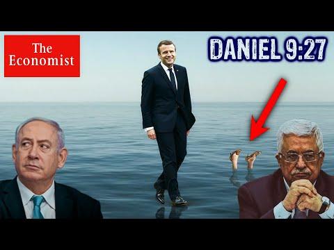 URGENTE! ESTÁ SE CONFIRMANDO: Emmanuel Macron é o Anticristo do Apocalipse