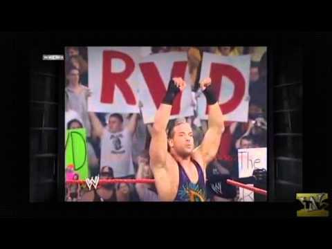 WWE Tribute - Snow(Hey Oh) |HD|