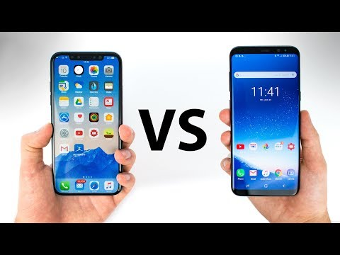 Download Youtube: iPhone X VS Galaxy S8 - Everything You Need to Know!
