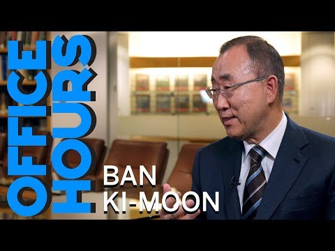 Ban Ki-moon: How to Become UN Secretary-General