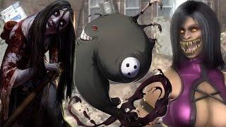 Top Ten Creepiest Characters in Fighting Games