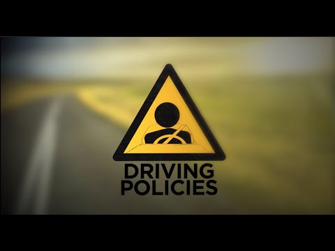 Workplace Driving Policies