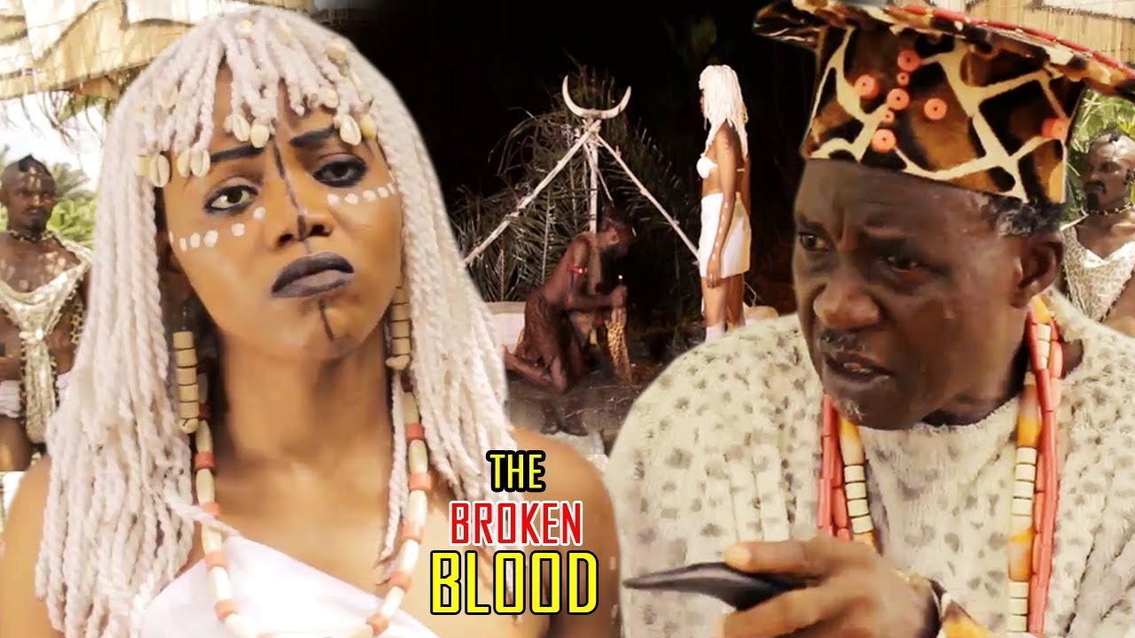 Download The Broken Blood 3&4 - 2018 Latest Nigerian Nollywood Movie/African Movie/Family Movie Full Hd