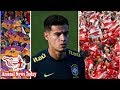Philippe Coutinho makes transfer decision after Barcelona star linked with Arsenal- news today