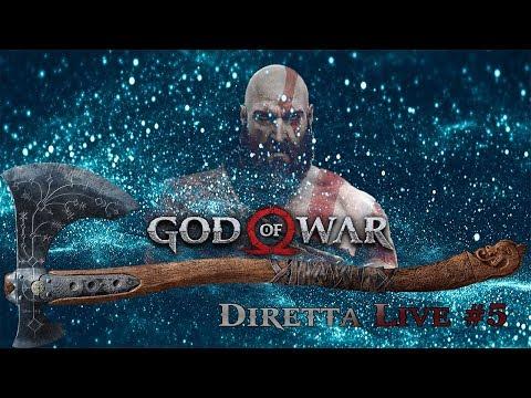 God of war ITA Ps4 Pro Walkthrough: #5 NUOVE ARMI, RITORNA LO SPARTANO