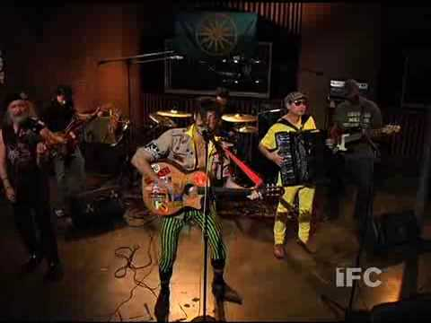Gogol Bordello - Ultimate (on The Henry Rollins Show)