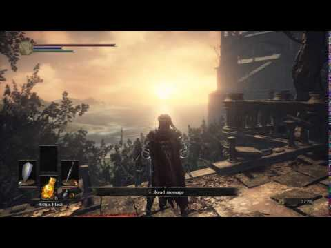 Dark Souls 3 | SUNRISE MOTHAFUCKA