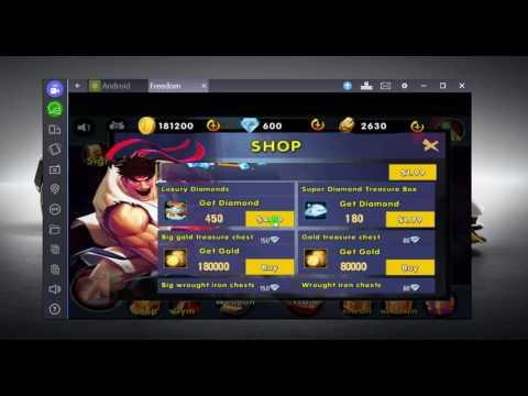 King Of Kungfu 2 - Hack Get Free DIAMOND