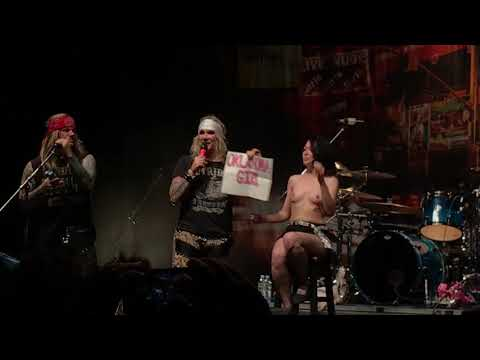 Steel Panther [live in Moscow 2018]