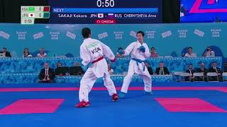 Top 10 Greatest Sports. Japan Dominate Karate With One Gold and Two Silver Medals