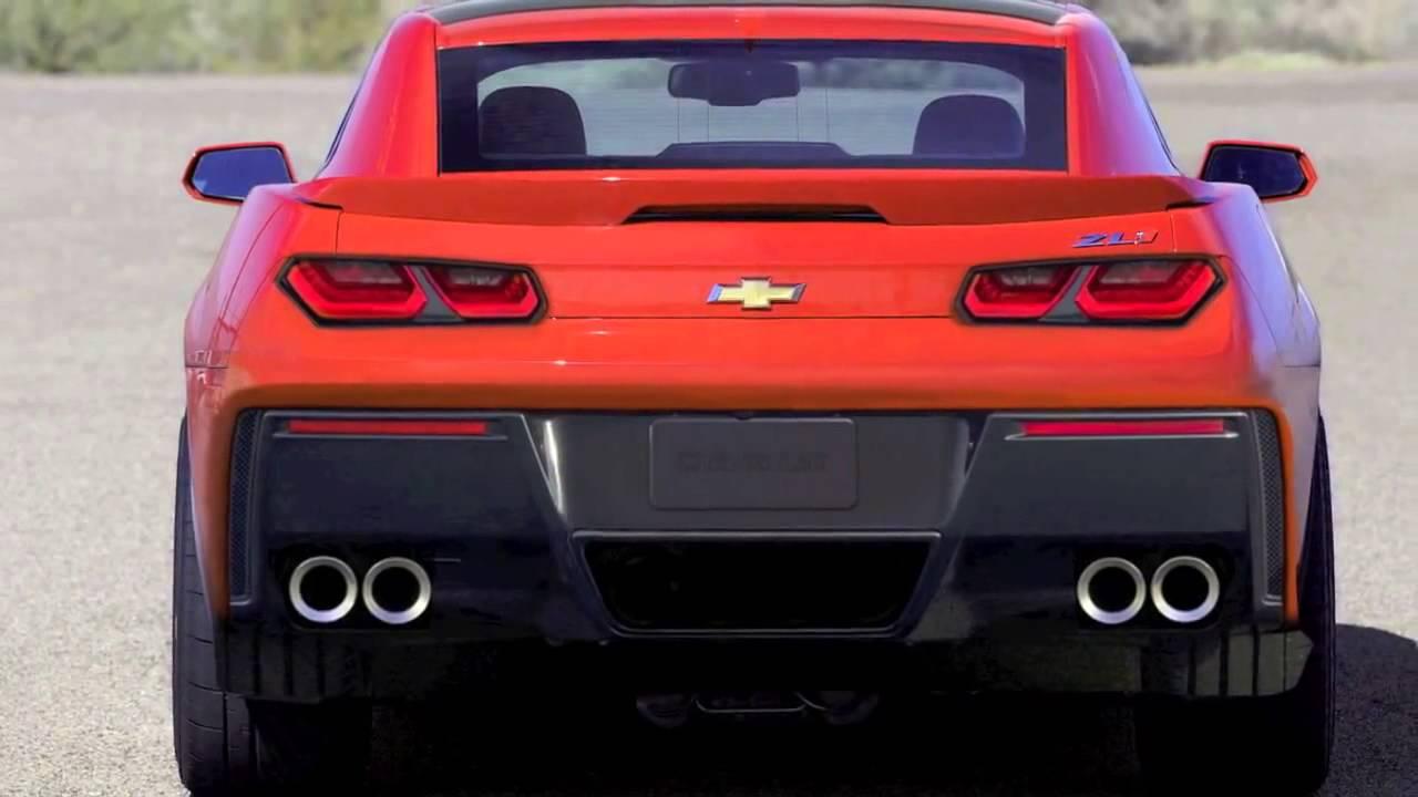 2015 camaro ss concept