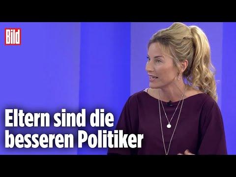Hätten Merkel und Co. Kinder, wären Fehler in Corona-Politik nicht passiert | Viertel nach Acht
