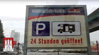 Mein Hamburg-Guide #1 und Stellplatz-Guide — wohin mit dem Reisemobil?