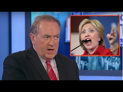 RIGHT AFTER TAKING DOWN KATHY GRIFFIN MIKE HUCKABEE  DID THE UNBELIEVABLE TO HILLARY!