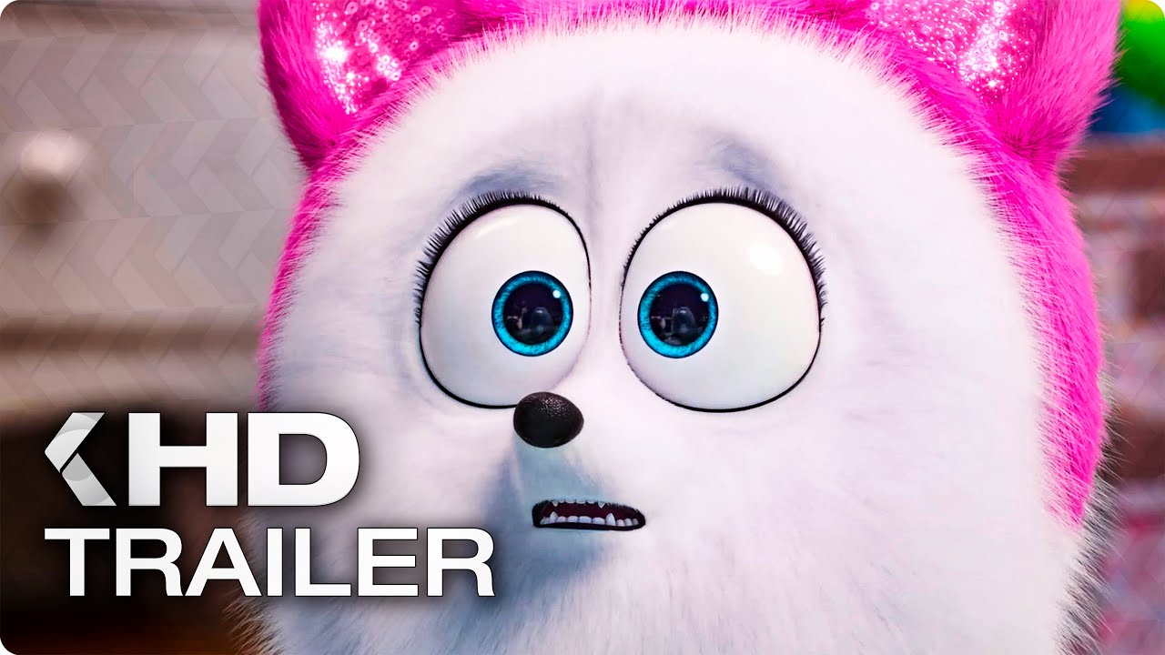 PETS 2 Gidget Trailer German Deutsch (2019)