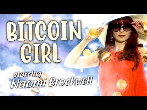 Bitcoin Girl - Original Music Video (Official, 2014)