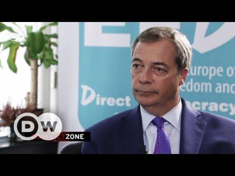 Farage: 'We've changed British history'   DW English
