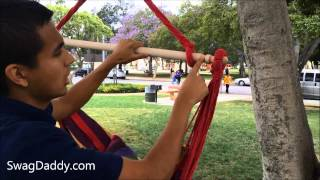 Club Fun Hanging Rope Chair Review - SwagDaddy