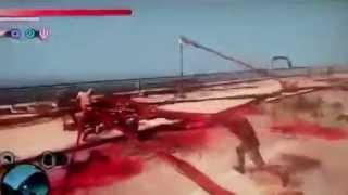Prototype 2 having fun killing ZOMBIE!