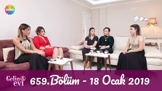 Gelin Evi 659. Bölüm   18 Ocak 2019