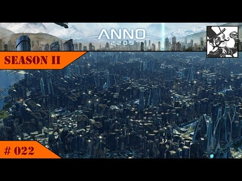 Anno 2205: SII #022 Frontiers DLC - 2.5 Million People!
